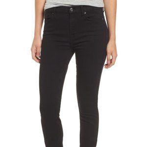 7FAM High Waist Skinny Jeanssz 24